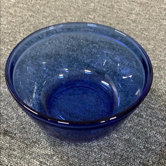 Anchor Ovenware Mixing Bowl - Blue - 1.5 qt